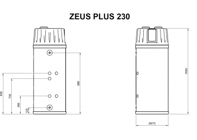 Zeus Plus 230