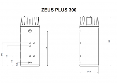 Zeus Plus 300